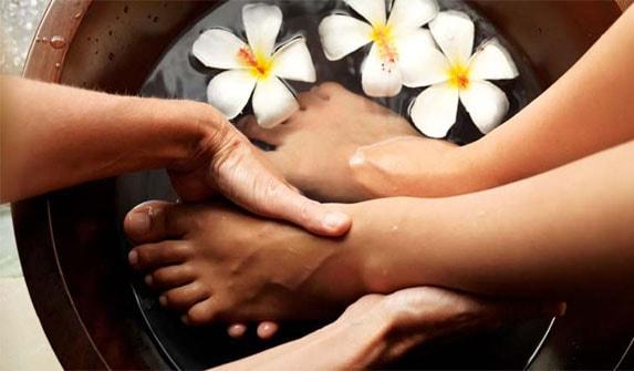 Thaise Voetreflexmassage