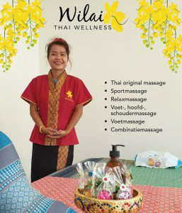 Contact Wilai Thai Wellness